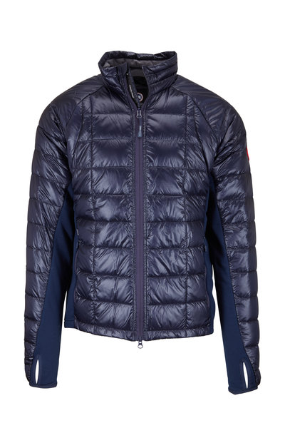 Canada Goose - Hybridge Lite Navy Down Jacket
