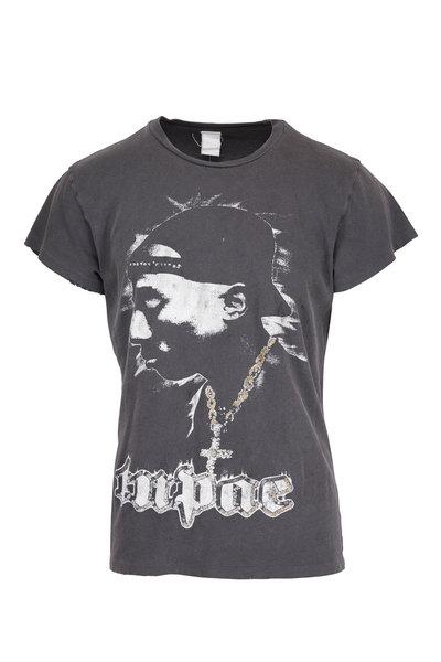 Madeworn - Tupac Black T-Shirt