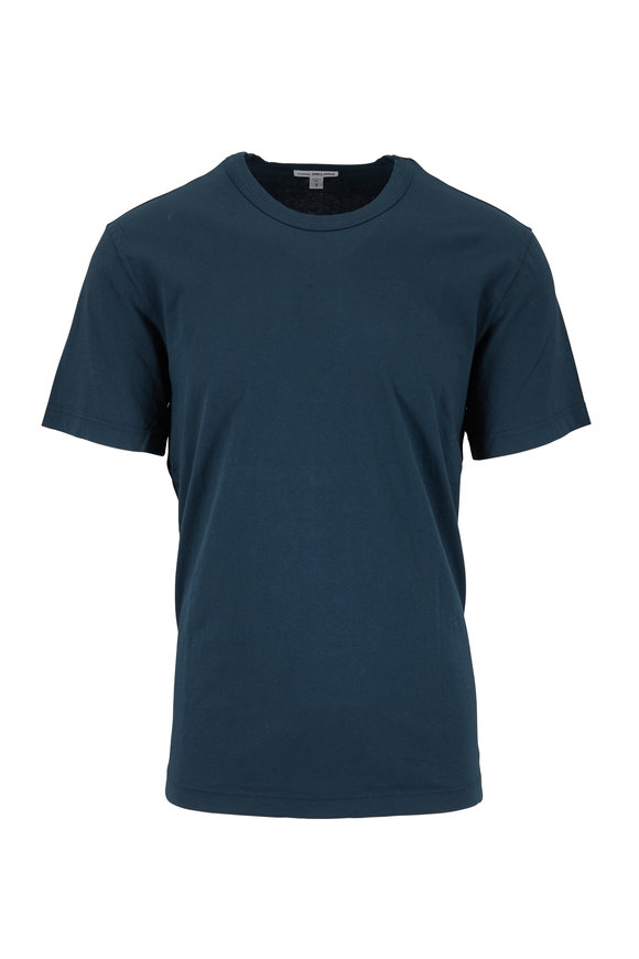 James Perse Laurel Forest Green Short Sleeve T-Shirt