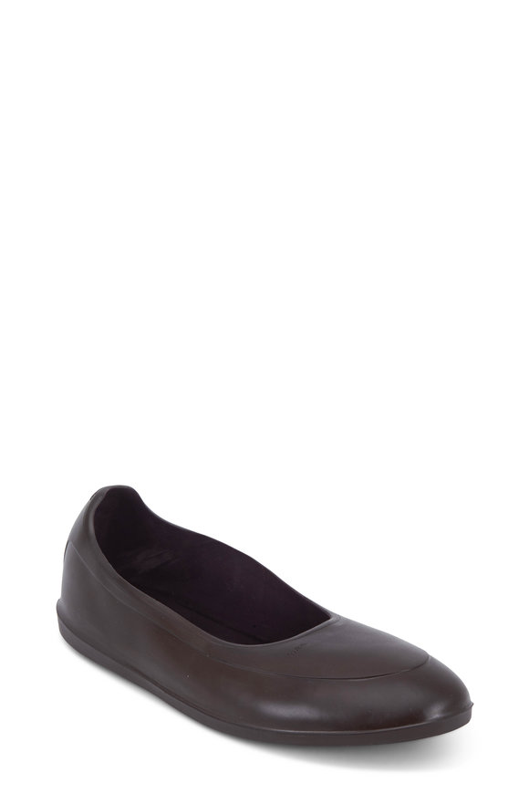 Swims Brown Classic Galoshes