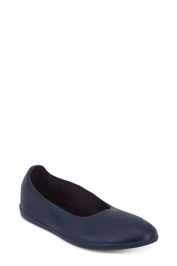 Swims Navy Blue Classic Galoshes