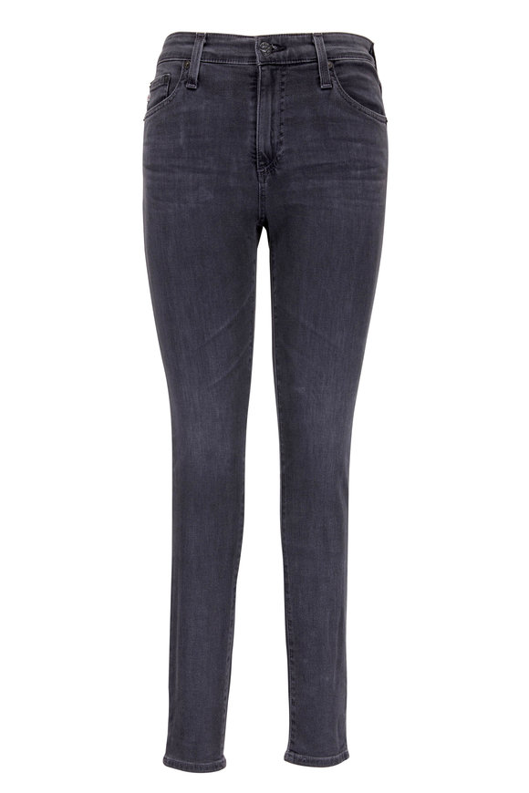 AG Farrah High Rise Ankle Jean