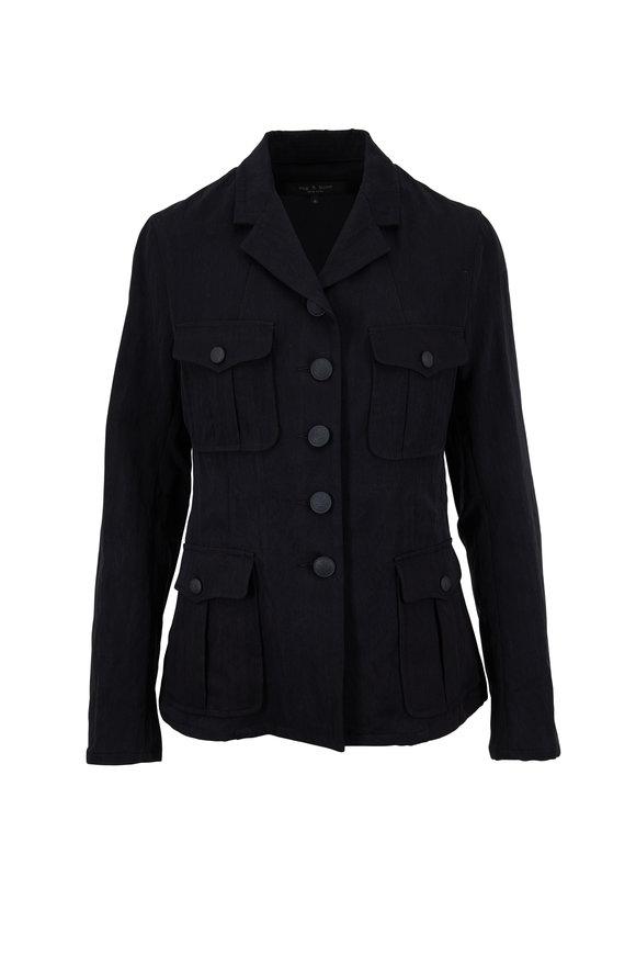 Rag & Bone Gambles Black Jacket