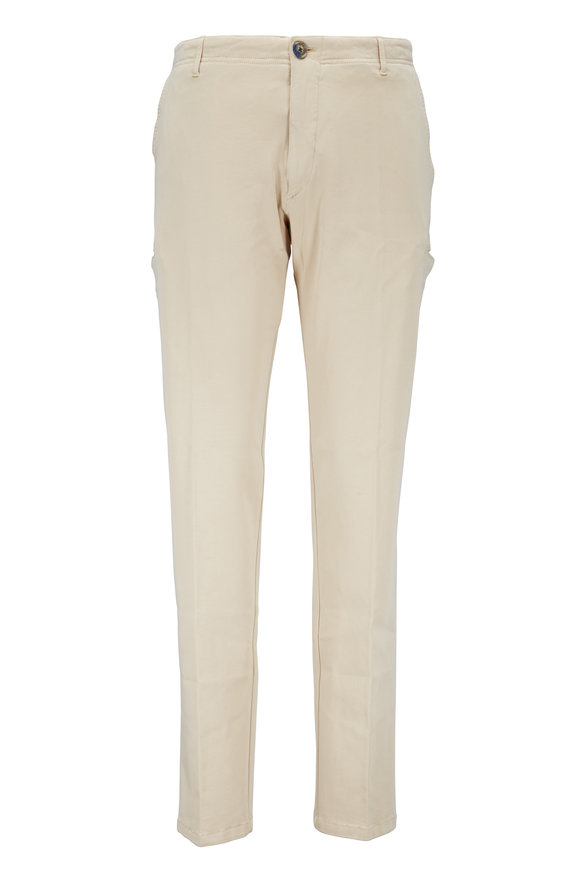 J.W. Brine New Drake Paglia Stretch Cotton Cargo Pant