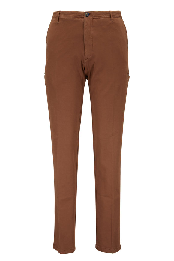 J.W. Brine New Drake Cannella Stretch Cotton Cargo Pant