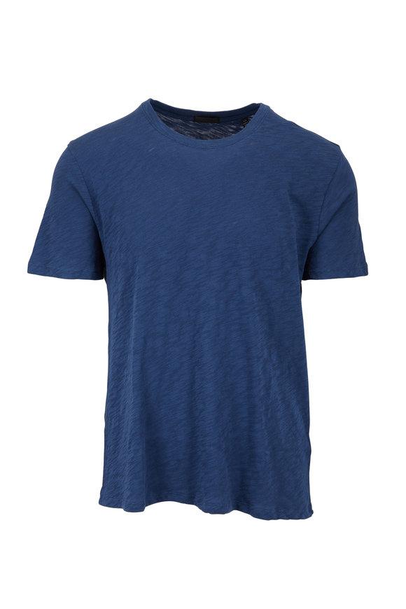 A T M Deep Ocean Crewneck T-Shirt