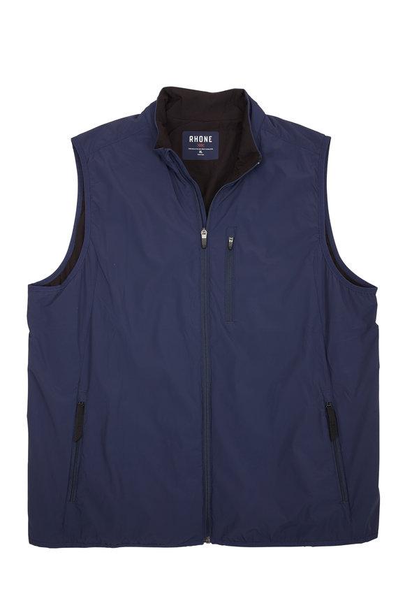 Rhone Apparel MicroClimate Navy Vest
