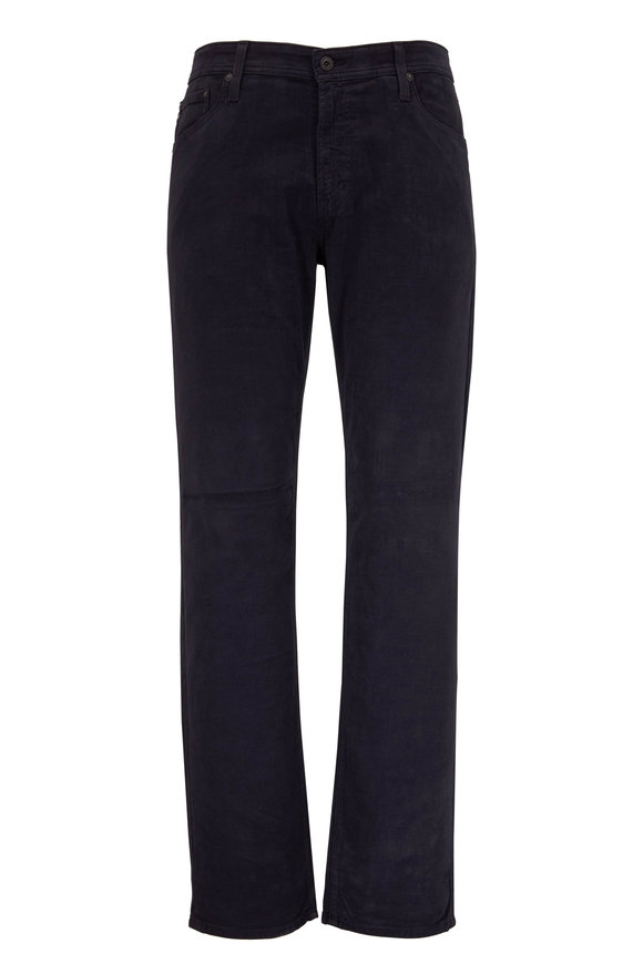 AG - Adriano Goldschmied The Graduate Brushed Twill Tailored Jean