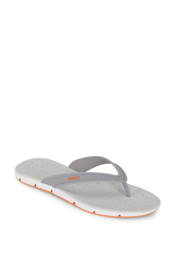 Swims Breeze Gray Flip-Flop