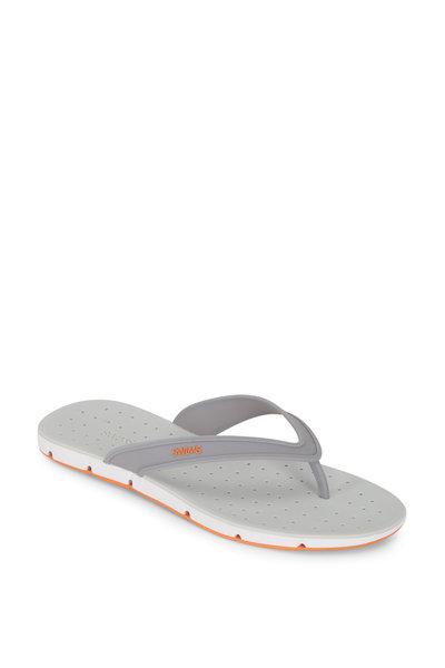 Swims - Breeze Gray Flip-Flop