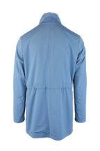 Kiton - Blue & Tan Reversible Jacket