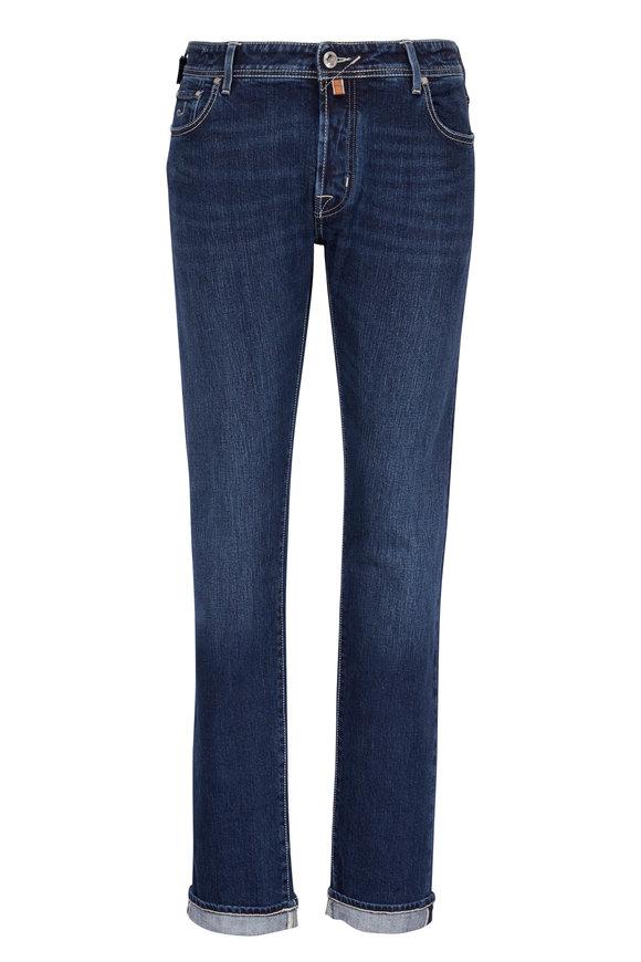 Jacob Cohen  Tailored Second Premium Edition Selvedge Jean