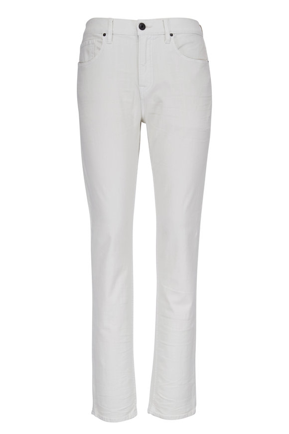 Hudson Clothing Axl Dirty White Twill Jean