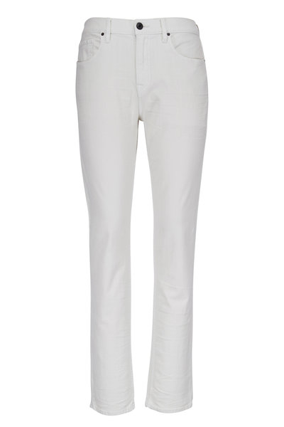Hudson Clothing - Axl Dirty White Twill Jean