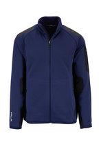 Polo Ralph Lauren - Navy & Black Front Zip Jacket