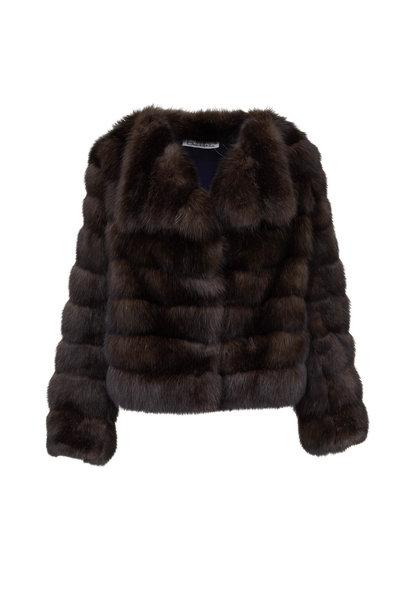 Oscar de la Renta Furs - Barguzine Sable Jacket