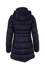Bogner - Rose Navy Long Puffer Coat