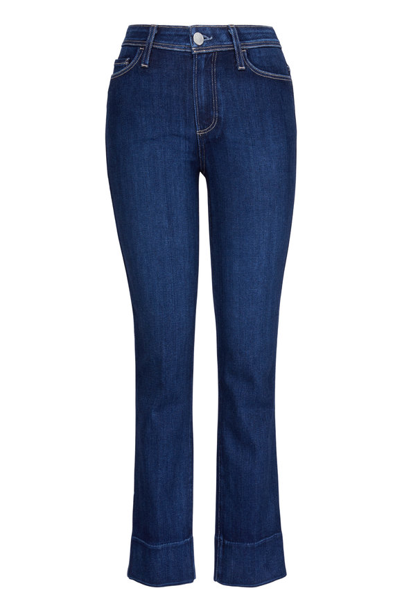 Paige Denim Hoxton Slim Blindstitch Hem Jean