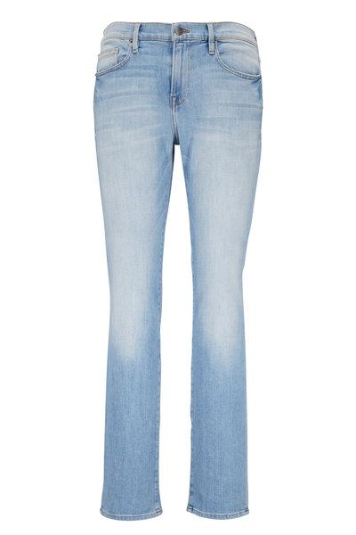 Frame - L'Homme Light Wash Slim Fit Jean
