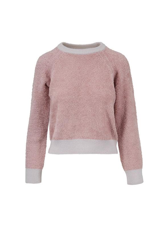 Rag & Bone Valerie Blush Crewneck Sweater