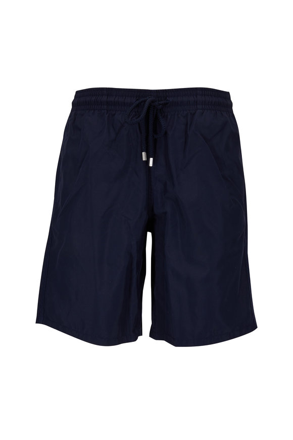 Vilebrequin Okoa Blue Marine Swim Trunks