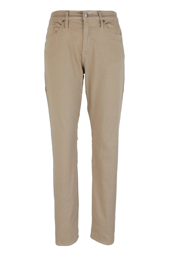 Frame L'Homme Khaki Slim Fit Jean
