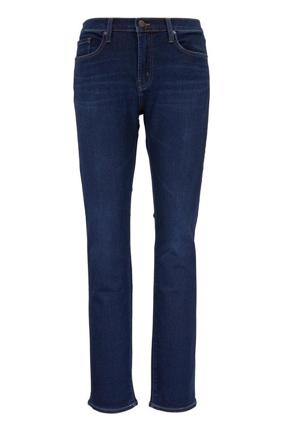 J Brand Tyler Dark Wash Seriously Soft Slim Fit Jean