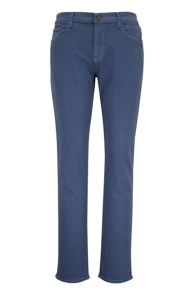 J Brand - Tyler Seriously Soft Denim Blue Slim Fit Jean