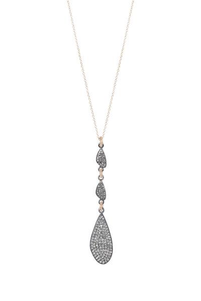 Dana Kellin - 14K Yellow Gold Diamond Necklace