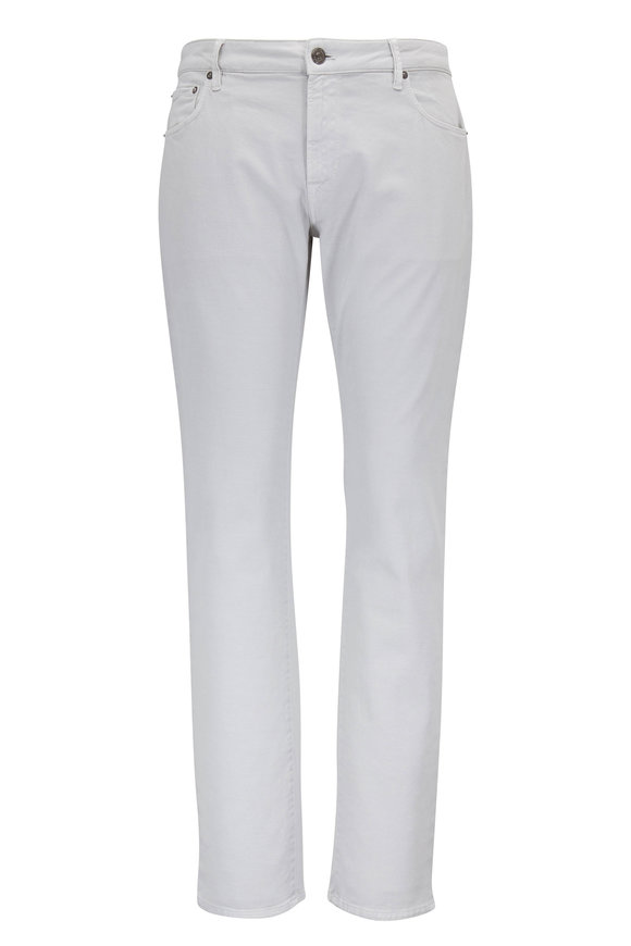 Jazz Stone Stretch Twill Five Pocket Pant