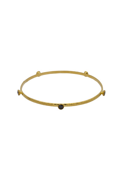 Gurhan - Black Diamond Bangle
