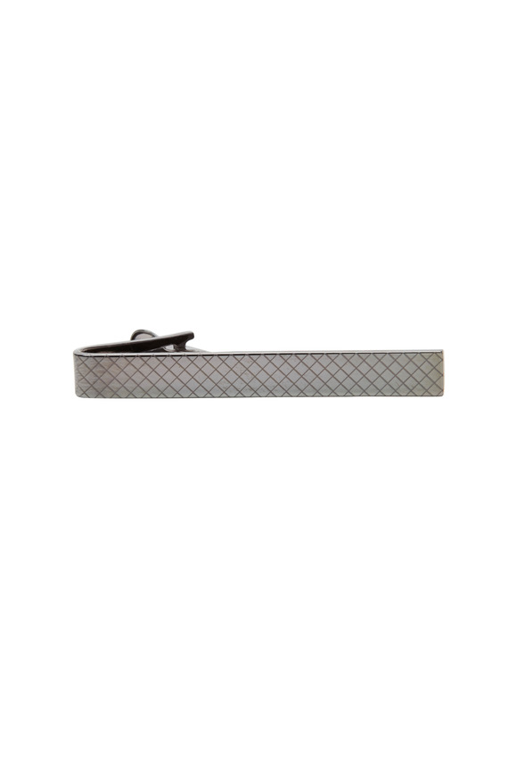 Jan Leslie Metal Criss Cross Tie Bar