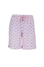 Peter Millar - Seaside Pink Mahi Mahi Swim Trunks