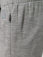 Z Zegna - Gray Techmerino Wool Jogger