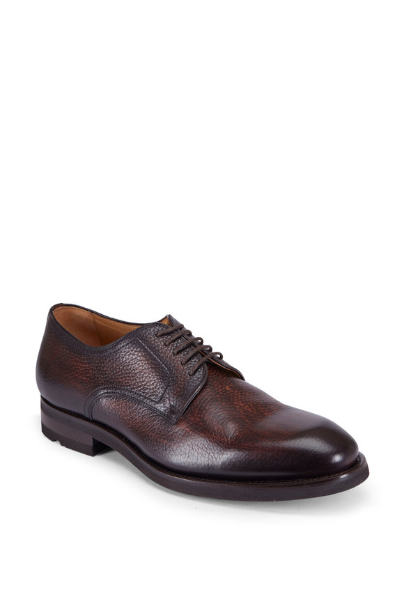 Magnanni Melich Brown Leather Oxford