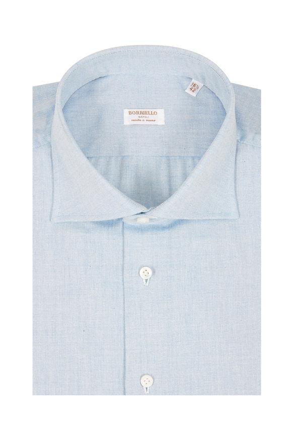 Borriello Light Chambray Dress Shirt