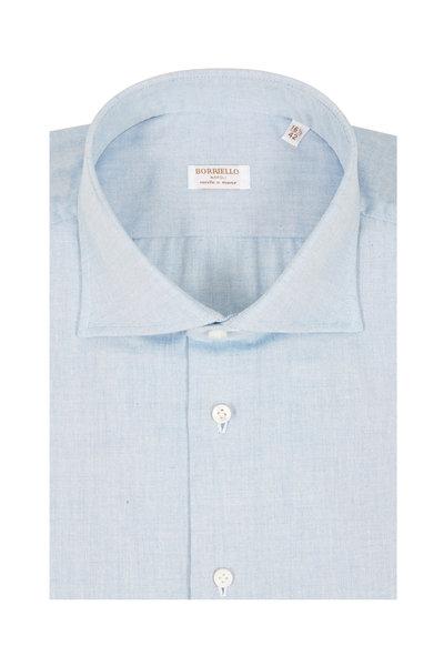 Borriello - Light Chambray Dress Shirt
