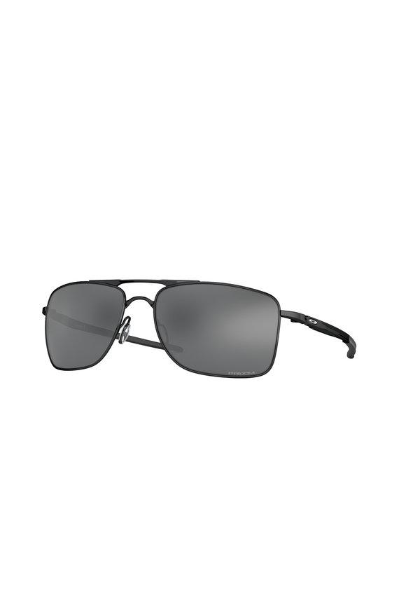 Oakley Sunglasses Gauge 8 M Polished Black Sunglasses