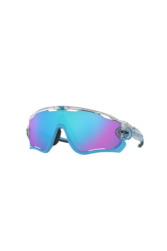 Oakley Sunglasses Jawbreaker Crystal Pop Sunglasses
