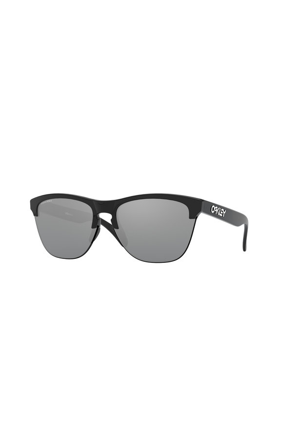 Oakley Sunglasses Frogskins™ Lite Polished Black Sunglasses