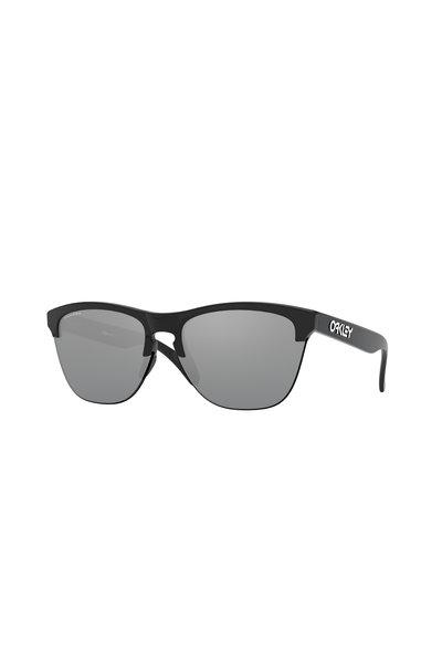 Oakley Sunglasses - Frogskins™ Lite Polished Black Sunglasses