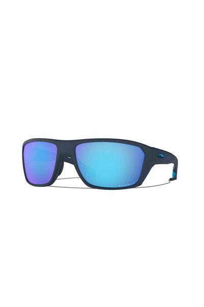 Oakley Sunglasses - Split Shot Blue Sunglasses