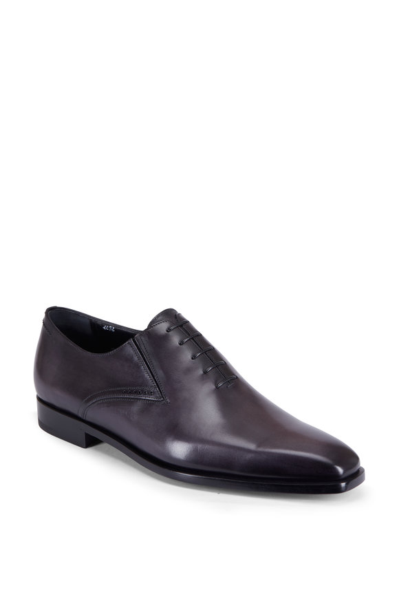 Berluti Venezia Deep Black Oxford