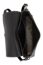 Henry Beguelin - Dolce Black Leather Small Crossbody