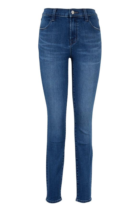 J Brand Maria Polaris High-Rise Super Skinny Jean