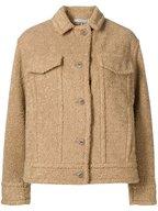 Vince - Dark Camel Sherpa Jacket