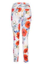 7 For All Mankind - Seaside Poppy Ankle Jean