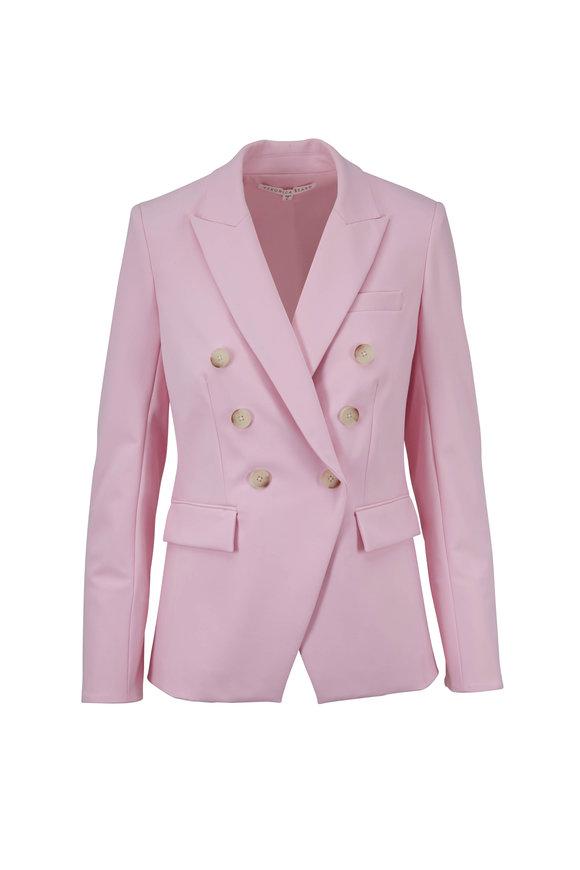 Veronica Beard Lonny Ice Pink Dickey Jacket