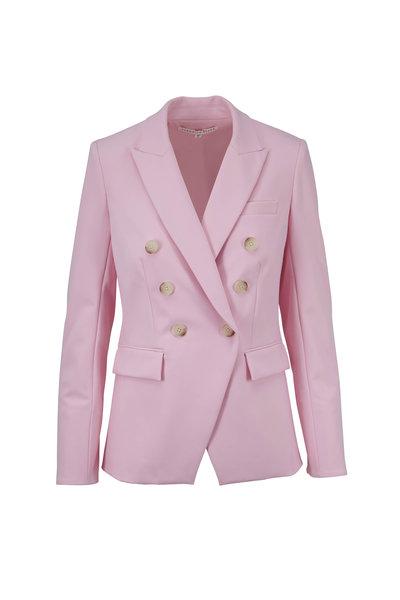 Veronica Beard - Lonny Ice Pink Dickey Jacket