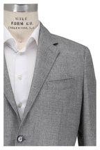 Ermenegildo Zegna - Gray Linen, Alpaca & Silk Sportcoat